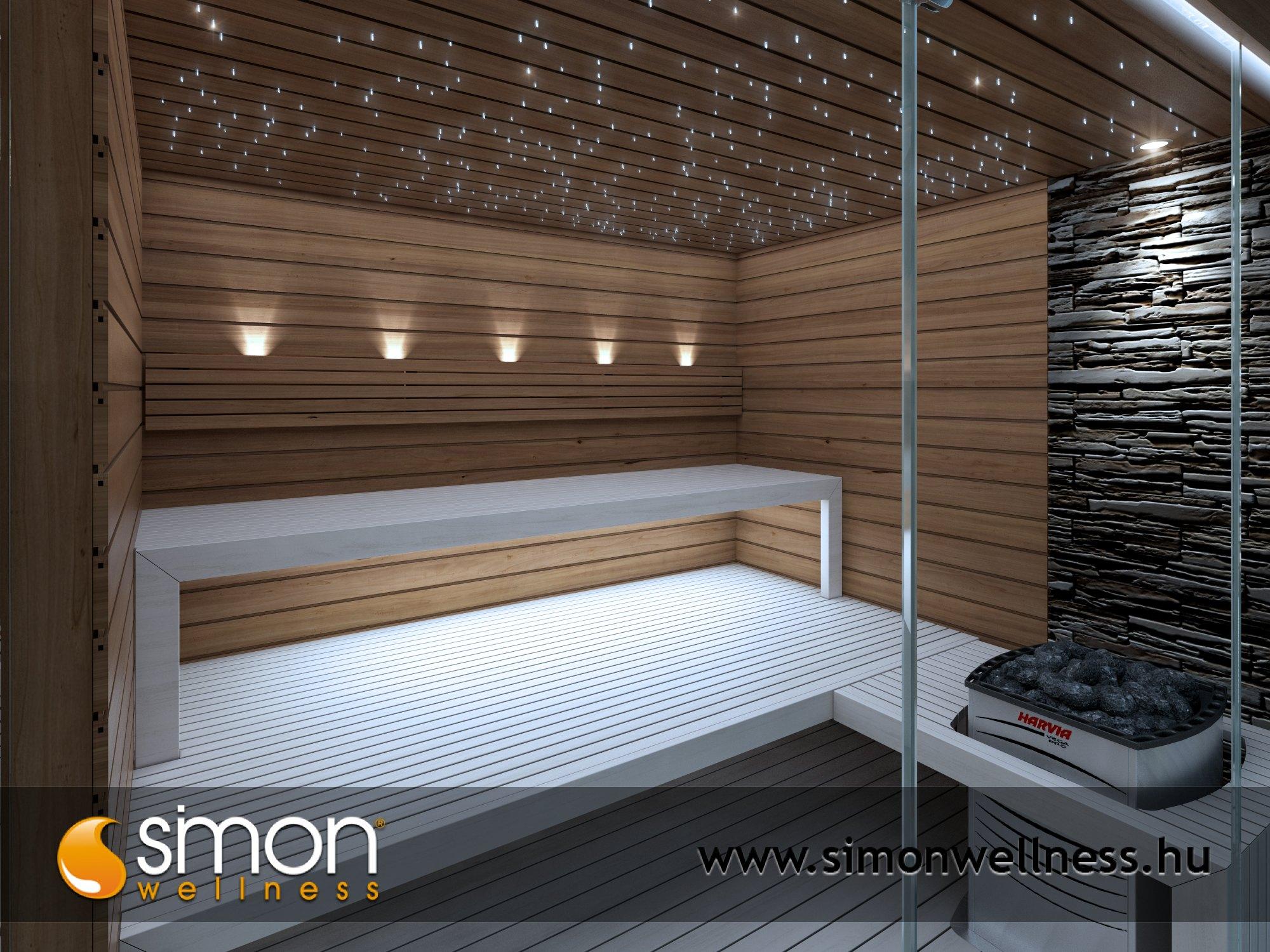 finnische sauna. Black Bedroom Furniture Sets. Home Design Ideas